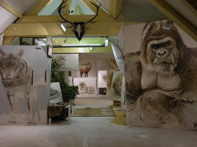 Atelier Peintre Rossi