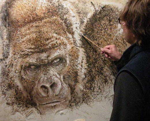 Etude De Gorille